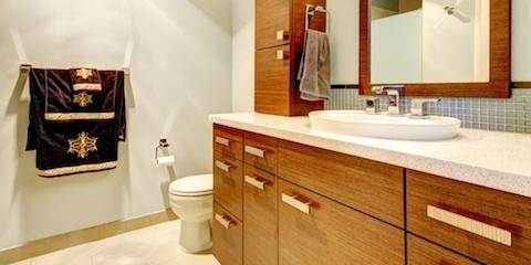A NY Custom Cabinet Company Shares 3 Ways to Update Your Bathroom, Florida, New York