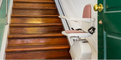 3 Reasons to Install Stair Lifts for Aging in Place, Old Jamestown, Missouri