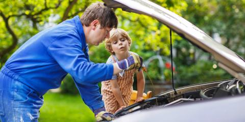 5 Common Fluids That Can Leak from a Car, Florissant, Missouri