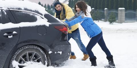 What Should You Know About Winter Tires?, Florissant, Missouri