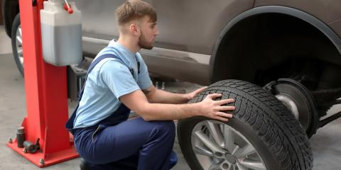 4 Benefits of New Tires, Florissant, Missouri