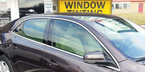 FAQ About Car Window Tinting, Florissant, Missouri