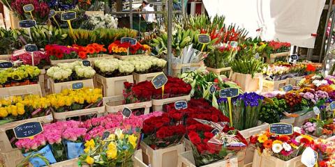 3 Reasons to Buy Your Flowers From a Florist, Manhattan, New York