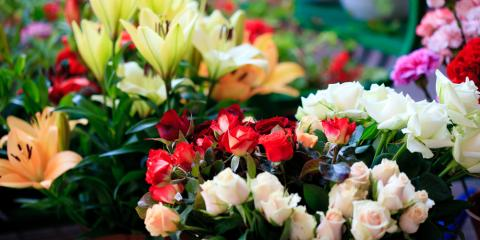 3 Reasons a Local Flower Shop Is Your Best Choice for a Stunning Bouquet, Union, Ohio