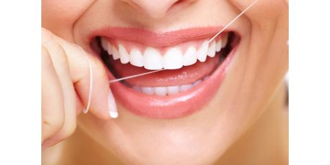 Here's why flossing is the best thing you could do for your teeth! , Manhattan, New York