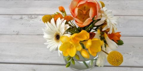 Beautiful Spring Flower Arrangements From Manhattan's Peters Flowers, New York, New York