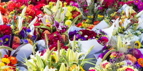 4 Tips to Care for Your Flower Arrangements, Branford Center, Connecticut