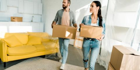 The Do's & Don'ts of Storing Upholstered Furniture, Flower Mound, Texas