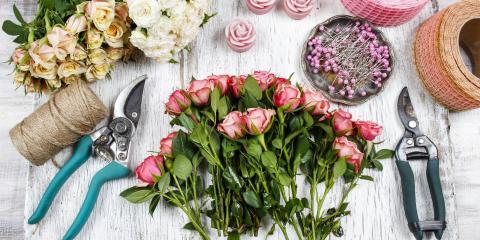 5 Tips for Preserving a Flower Bouquet, Manhattan, New York