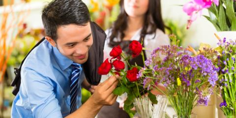 3 Flower Shop Tips Every Gentleman Should Know, Hamden, Connecticut