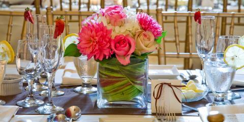 5 Seasonal Blooms for Your Wedding Flower Arrangement, Fort Dodge, Iowa