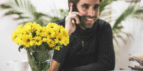 What to Know About Sending Flowers to Male Friends, North Haven, Connecticut
