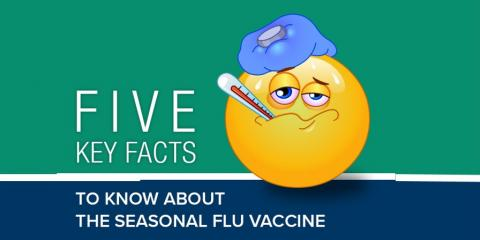 5 Key Facts to Know About the Seasonal Flu Vaccine, Chantilly, Virginia
