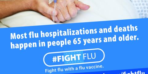 FLU VACCINE - Adults 65 Years & Older, Mountain Home, Arkansas