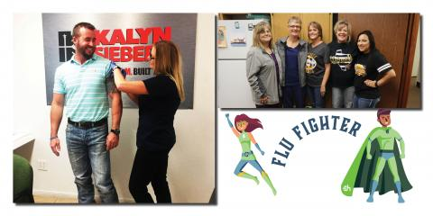 Let Our Flu Fighter Crew Help Protect You!, Gatesville, Texas