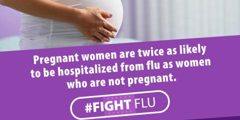 Pregnancy & Flu Vaccine? YES YES YES, Mountain Home, Arkansas
