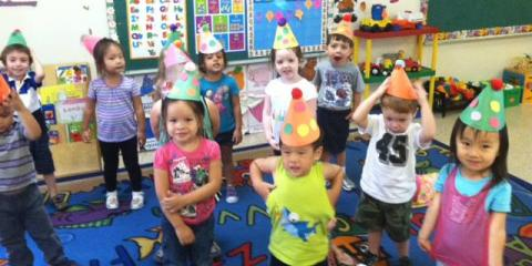 ​Art & Crafts Reflect Student Learning in The Crayon Box Preschool Program, Queens, New York