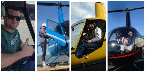 6 Essential Tips for Learning How to Fly a Helicopter, Babylon, New York