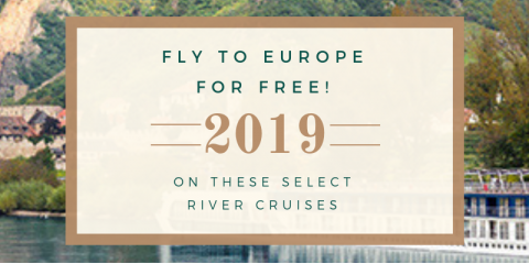 Fly Free to Europe!, Pittsford, New York