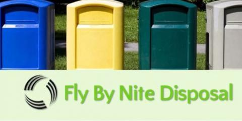 Fly By Nite Disposal, Garbage Collection, Services, Princeton, West Virginia
