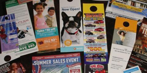 Boost Sales & Grow Your Business with Flyers & Door Hangers, North Hempstead, New York