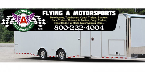 Flying A Motorsports, Trailer Dealers, Services, Cuba, Missouri