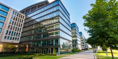 3 Ways Icynene® Foam Insulation Creates a Greener Building, Green, Ohio