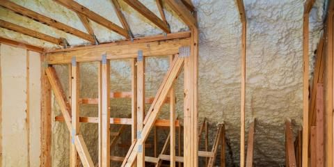 What's the Difference Between Closed-Cell & Open-Cell Spray Foam Insulation?, Eminence, Kentucky