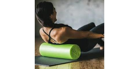 The Benefits of Foam Rolling, Denver, Colorado
