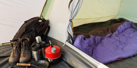 3 Pieces of Camping Gear All Beginners Should Have, Juneau, Alaska