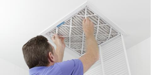 3 Benefits of Changing Your AC Filter, Foley, Alabama