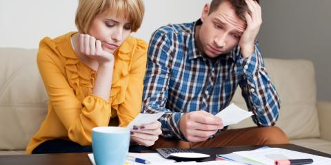 3 Common Reasons People File for Bankruptcy, Foley, Alabama