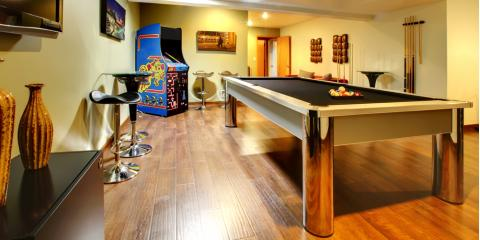 A Guide to Successfully Moving a Game Room, Foley, Alabama