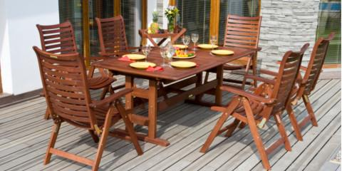 4 Reasons Patio Furniture Is The Ideal Year Round Gift