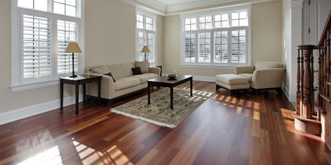 Is Carpet or Hardwood Flooring Best for Your Space?, Foley, Alabama