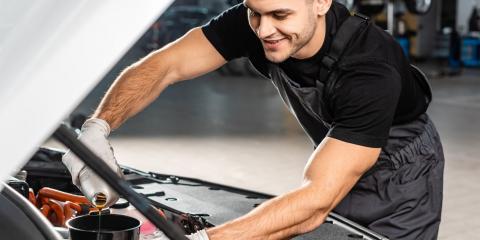 4 Important Types of Car Fluids, Foley, Alabama