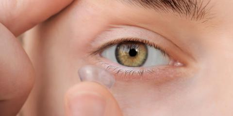 Daily vs. Monthly Contact Lenses: Which is Right for You?, Foley, Alabama