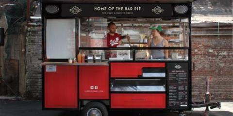 for custom food trucks food cart design trust shanghai