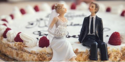 5 Creative Ideas That Make the Best Wedding Cakes, Flemingsburg, Kentucky