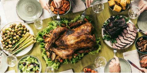 Bronx Food Manufacturer Shares Tips on Preparing for Thanksgiving, New York, New York