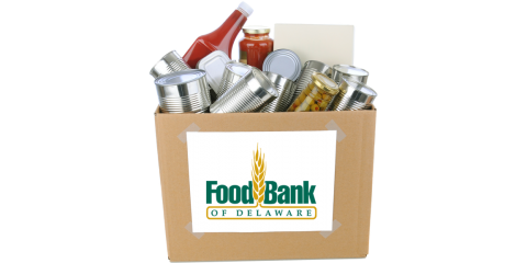 Minute Loan Center Kicks Off Holiday Food Drive to Feed the Hungry, Newark, Delaware