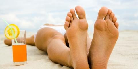 A Foot Specialist Shares 4 Tips for Healthy Feet, Penfield, New York
