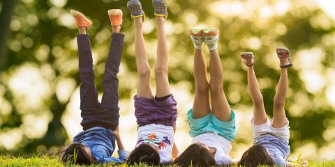 Why Children Need Quality Foot Care , Fairfield, Connecticut
