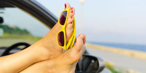 How to Protect Your Feet in the Summer , Manhattan, New York