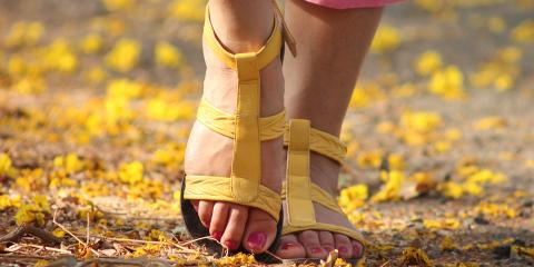 3 Ways to Protect Your Feet While Playing Sports: Premier Foot Doctor Explains, Greece, New York