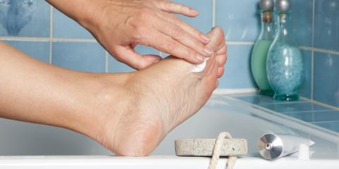 3 Reasons Feet May Become Dry, High Point, North Carolina