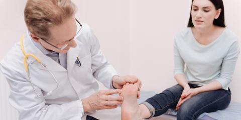 3 Signs You Need to See a Foot Doctor, Florissant, Missouri
