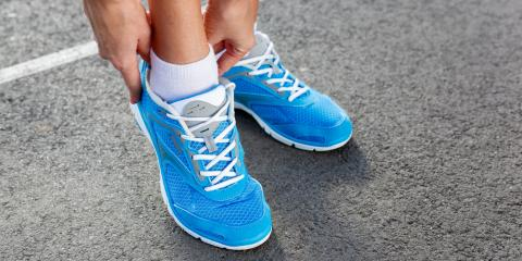 How to Choose the Right Athletic Shoe to Avoid Foot Pain, Greece, New York