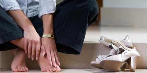 5 Common Reasons You May Have Foot Pain, Russellville, Arkansas