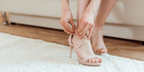 How Do High Heels Affect Your Feet?, Russellville, Arkansas